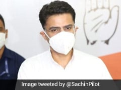Sachin Pilot Tests Positive For COVID-19