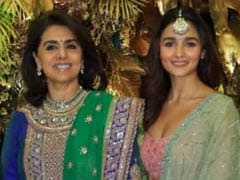 "Alia Bhatt's Birthday Wish For Neetu Kapoor Is Like A Warm Hug: ""Love You Too Much"""
