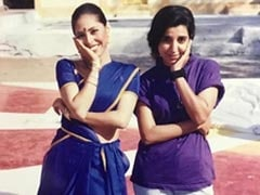 """""""We've Literally Been Through Thick And Thin Together"""": Farah Khan's ROFL Birthday Wish For Choreographer Geeta Kapur"""