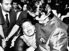 Amitabh Bachchan Recalls The Time Saroj Khan Gave Him A Coin As Reward For Good Shot