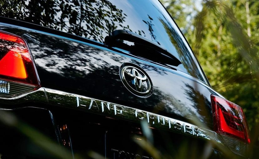 Globally, Toyota is gearing up to launch the facelifted 2021 Land Cruiser SUV by end of this year