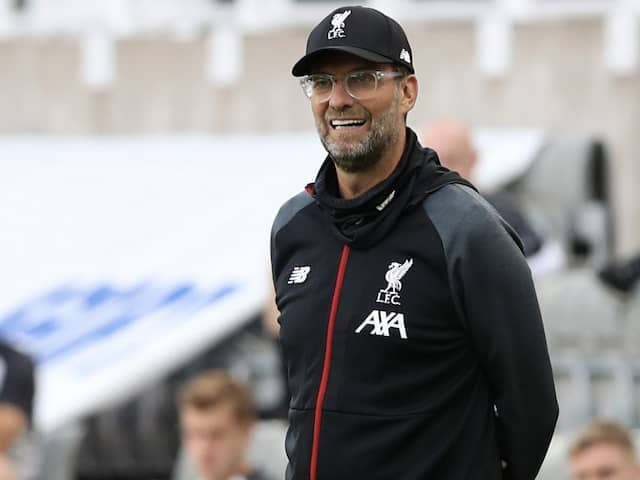 Premier League: Jurgen Klopp Named LMA Manager Of The Year