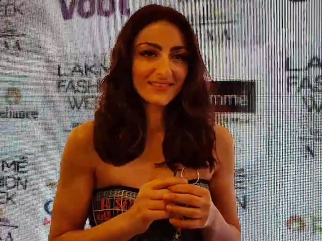 Video : Soha Ali Khan On Her Personal Style And Its Different Facets