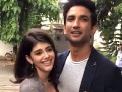 <I>Dil Bechara</i> Actress Sanjana Sanghi Reveals How Sushant Singh Rajput Lightened The Mood In Between Tough Scenes