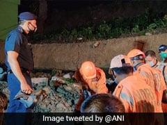 3 killed In Dehradun Building Collapse, Rescue Operation Underway
