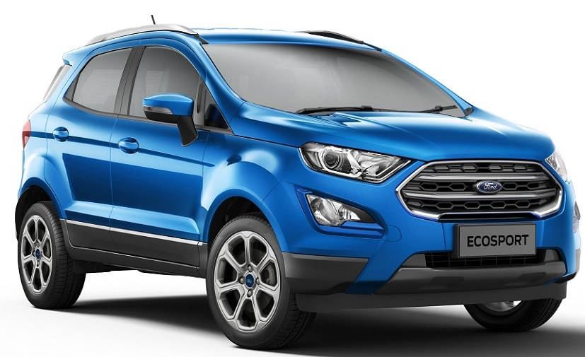 The Ford EcoSport is now priced from Rs. 8.19 lakh to Rs. 11.73 lakh (ex-showroom, Delhi)