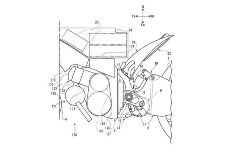 Suzuki Patents Reveal Hybrid Concept