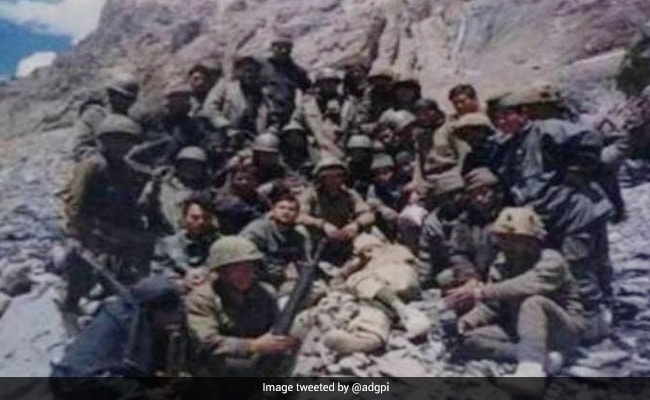 Kargil Vijay Diwas: India Salutes The Soldiers Who Died For The Country