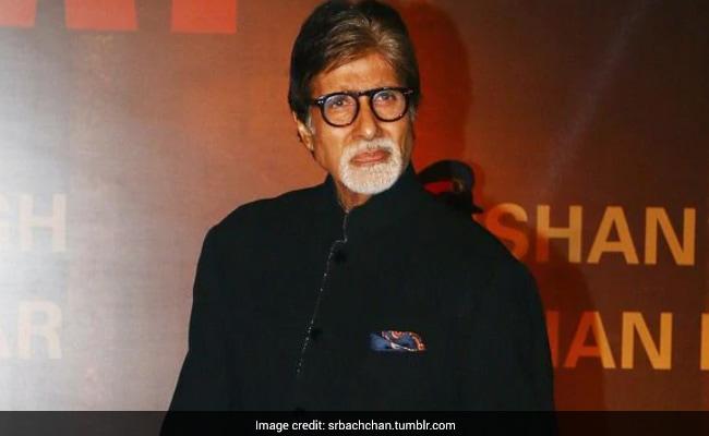 'यह खबर एक झूठ है', अमिताभ बच्चन ने कोरोना वायरस टेस्ट नेगेटिव आने वाली खबर पर किया ट्वीट