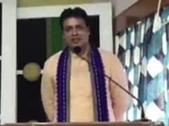 'जाटों के पास कम दिमाग, नहीं कर सकते बंगालियों का मुकाबला' त्रिपुरा CM के बयान पर बवाल