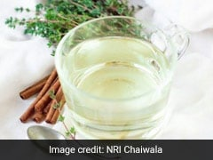 Drink This Cinnamon-Thyme Tea To Boost Immunity This Monsoon Season