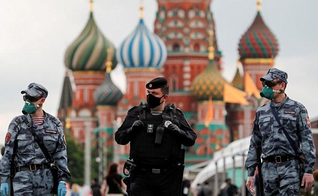 Russia's Coronavirus Cases Near 675,000, Death Count Passes 10,000