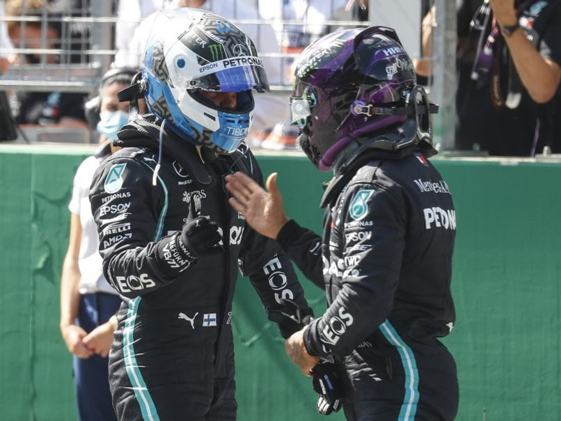Formula One: Valtteri Bottas Upstages Lewis Hamilton To Take Opening Pole Of Season At Austrian GP