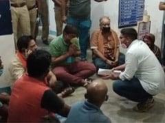 """Negligent"": UP BJP MLA Holds Overnight Protest Outside Police Station"