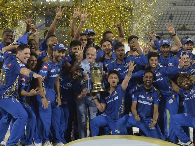 IPL Set To Be Played From September 19 To November 8 In The UAE: Reports
