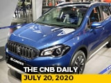 Maruti Suzuki S-Cross Launch, Jeep Compass Night Eagle, Toyota Resumes  Production