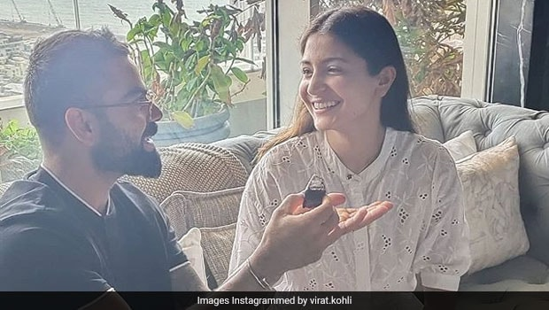 Anushka Sharma Shares Snippet Of Hubby Virat Kohli's 'Measured Eating' - Check It Out