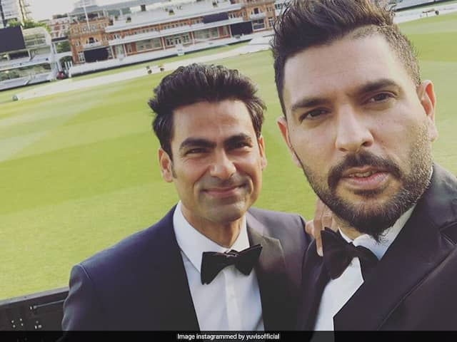"""Ab Tum Fitness Challenge Bhejo"": Mohammad Kaif Trolls Yuvraj Singhs Workout Video"
