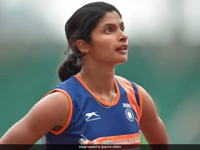 Srabani Nanda, 1st Indian Athlete To Compete Amid Pandemic, Sets Sight On Olympics Qualification