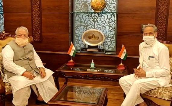 राजस्थान :  गवर्नर-CM खींचतान खत्म, 3 बार फाइल लौटाने के बाद दी विधानसभा सत्र बुलाने की मंजूरी