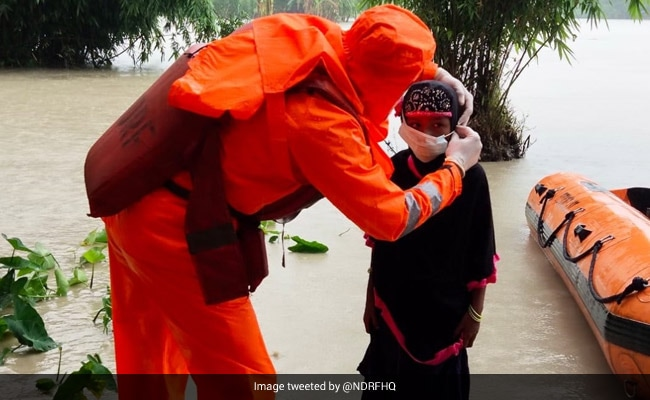 Assam Flood Situation Worsens; 42 Dead, Over 13 Lakh Affected