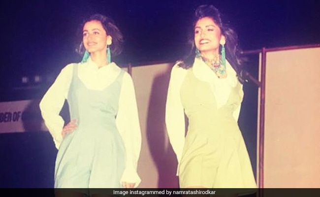 Namrata Shirodkar Was Asked This Question In Miss India - It Has Nothing To Do With World Peace