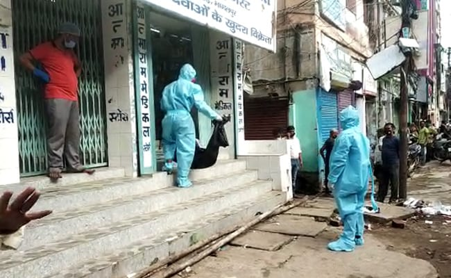 Man Collapses, Dies At Chemist Shop In Bihar; No Help For 6 Hours
