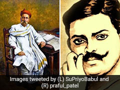 Remembering Lokmanya Bal Gangadhar Tilak And Chandra Shekhar Azad