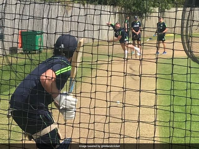 Ireland Concerned For White Balls Visibility Due To Empty Stands Ahead Of England ODIs