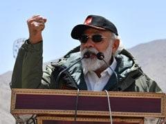 जवानों के सामने PM ने रामधारी सिंह दिनकर की जोशीली पंक्तियों का किया जिक्र, कहा- 'जिनके सिंहनाद से...'
