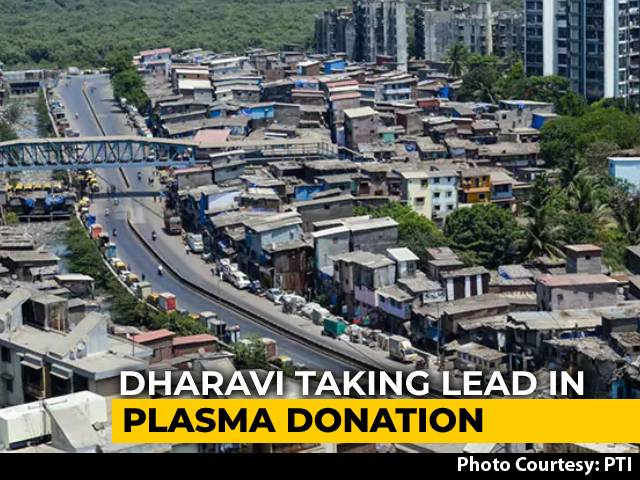 Video: 500 Recovered Patients From Dharavi, Once A Covid Hotspot, To Give Plasma