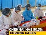 Video : Tamil Nadu Logs New Single Day High Of 4,979 COVID Cases, Tally Over 1.70 Lakh