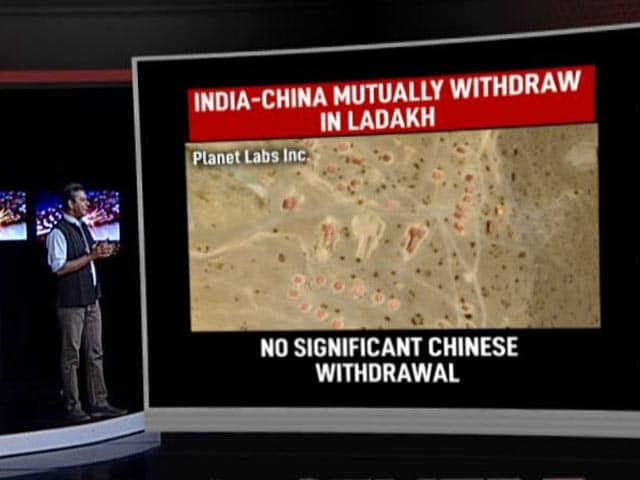 Video : Top News Of The Day: Withdrawal Of China By 2 Km In Galwan