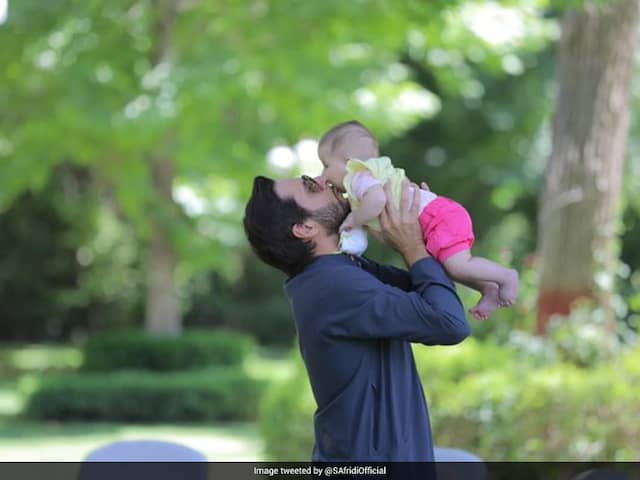 Shahid Afridi Says Wife, Daughters Now Clear Of Coronavirus