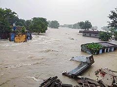 Bihar Flood Situation Grim, Over 81.5 Lakh In 16 Districts Affected