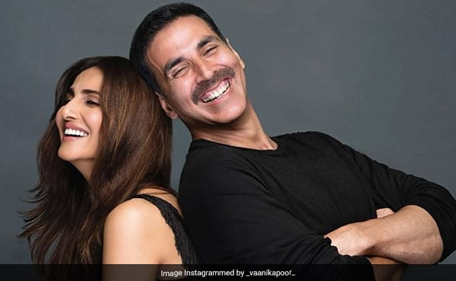 """Vaani Kapoor Is """"Super Thrilled"""" To Star With Akshay Kumar In Bell Bottom - NDTV"""