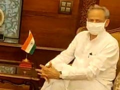 Ashok Gehlot Meets Governor After 2 Regional Party MLAs Extend Support