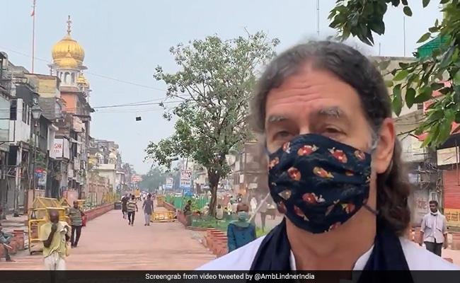 Watch: This Iconic Delhi Market Is Getting A Facelift, Going Traffic-Free
