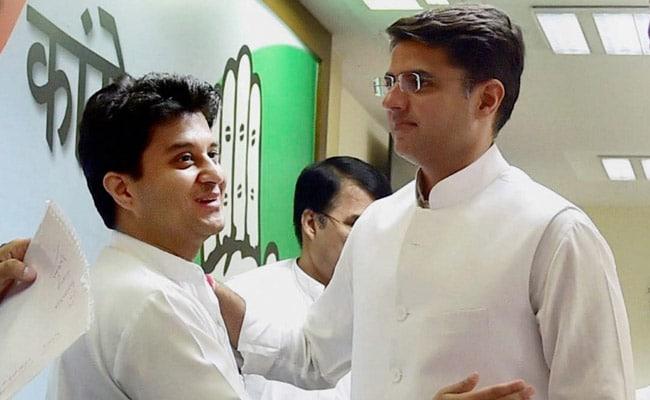 राहुल गांधी ने अपने दोनों हाथ सिंधिया और पायलट को खो दिया : गुजरात उपमुख्यमंत्री नितिन पटेल