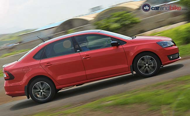 The Rapid range starts from Rs. 7.49 lakh in India