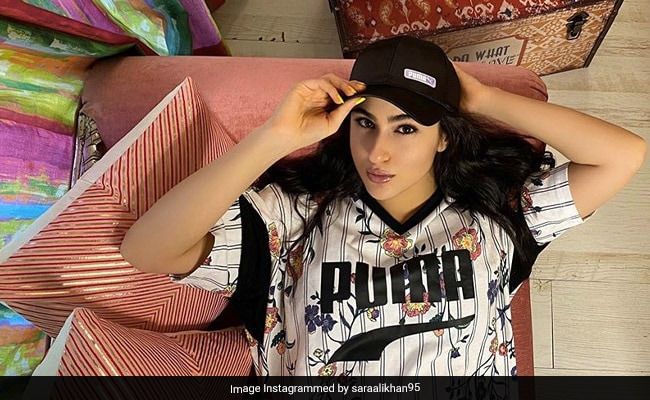 Sara Ali Khan's Reading Spot By The Window Is What Dreams Are Made Of. See Pic