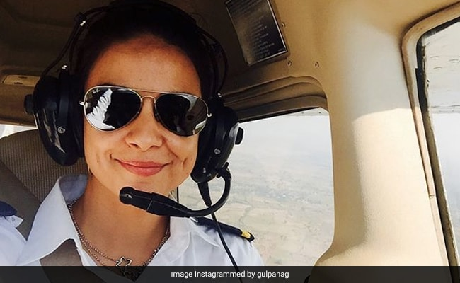 Gul Panag Gave Her Week 'A Flying Start' With This Pic From An Altitude Of 10,500 Feet
