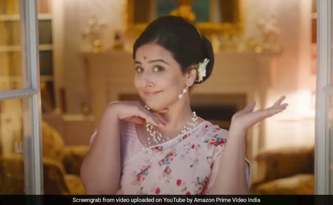 विद्या बालन की फिल्म 'शकुंतला देवी' का OTT पर जलवा, सबसे ज्यादा बार देखी गई फिल्म