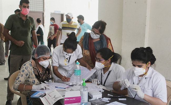 Coronavirus One-Day Tally Crosses 30,000, 9.68 Lakh Cases So Far