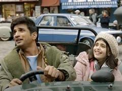 <i>Dil Bechara</i> Song <i>Khulke Jeene Ka</i>: Sushant Singh Rajput And Sanjana Sanghi Live Their Dreams In Paris