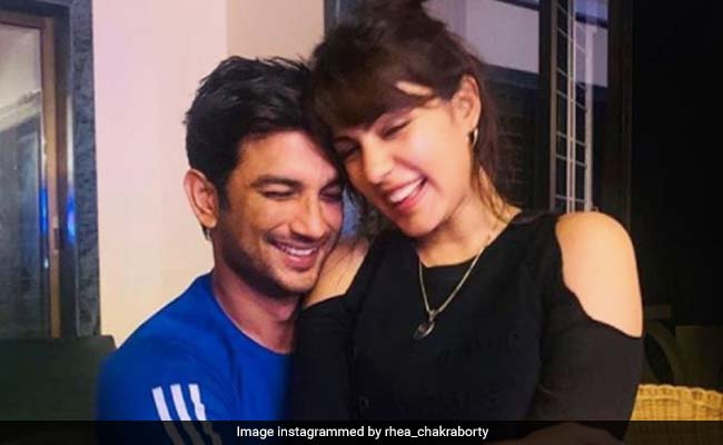 Was Living With Sushant Rajput, Left On June 8: Rhea Chakraborty To Court