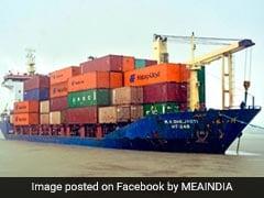 1st-Ever Cargo Vessel From Kolkata Via Bangladesh Reaches Agartala: Centre