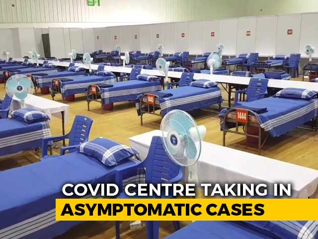 Video : NDTV At Bengaluru's 10,000-Bed COVID-19 Care Centre