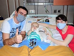 "Russian Boy, 3, Gets ""Berlin Heart"" In Complex Surgery By Chennai Doctors"