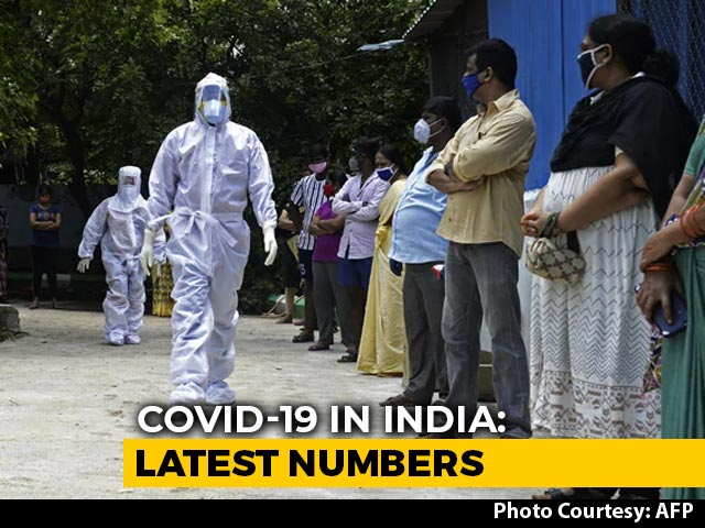 Video : Over 48,000 Covid Cases In India In 24 hours, Total Cases At 13.36 Lakh